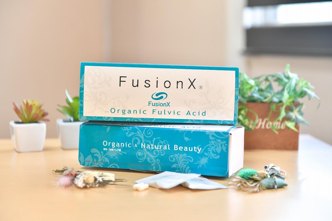 FusionX(フュージョンエックス)